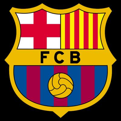 برشلونة - logo